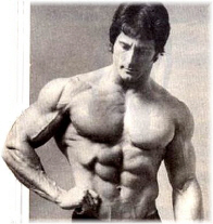 "Mr. Olympia - Frank ""The Chemist"" Zane"