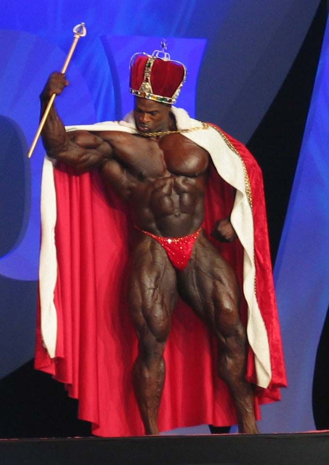 Mr Olympia - Ronnie Coleman